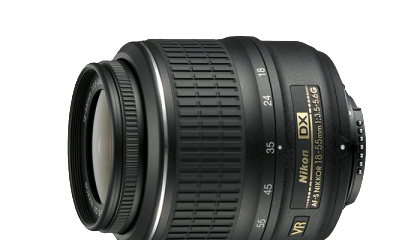 AF-S DX NIKKOR 18-55mm f/3.5-5.6G VR