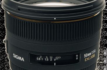 Sigma 50MM 1.4 EX DG HSM