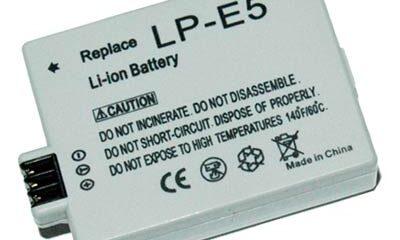 Bateria compatível Canon LP-E5