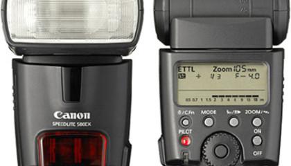 SpeedLite 580 EX II