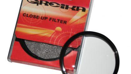 Filtro Close Up – Greika