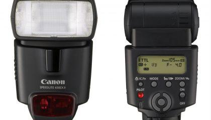 SpeedLite 430 EX II