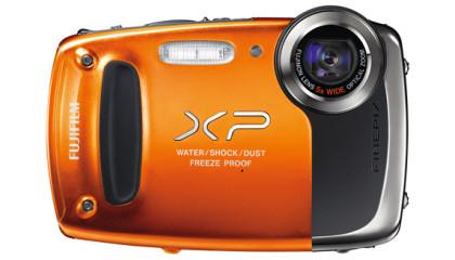 Fuji FinePix XP50 – A Prova de água