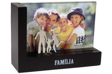 Porta-retrato para fotos 10×15 – Família