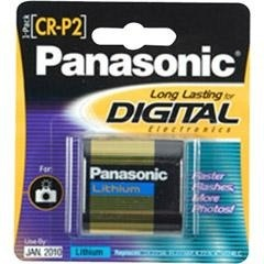 Bateria Panasonic CR-P2