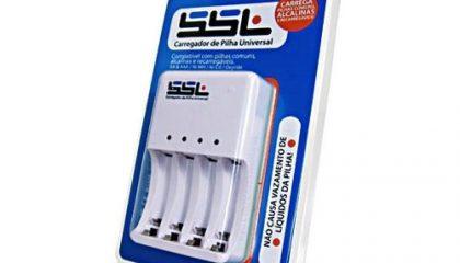 Carregador de Pilhas Universal SSL