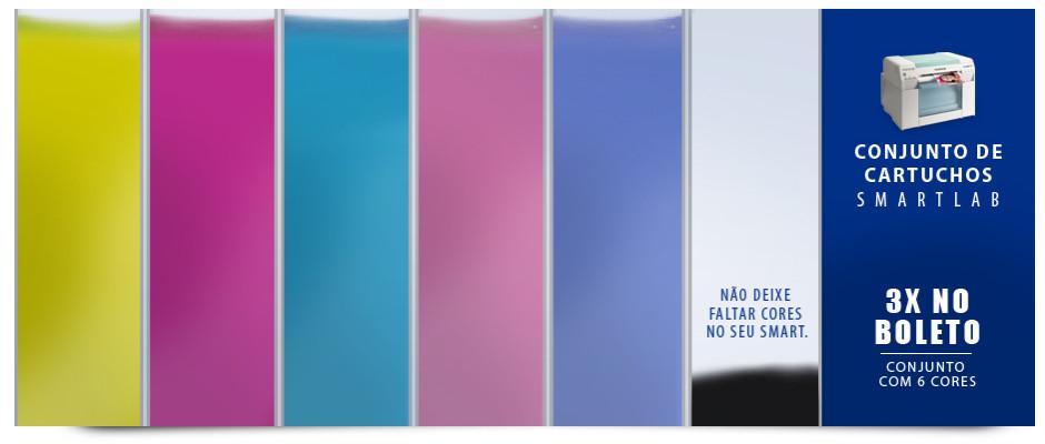 Conjunto 6 cores