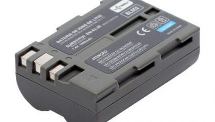Bateria Recarregável Nikon EN-EL3, EN-EL3A, EN-EL3E