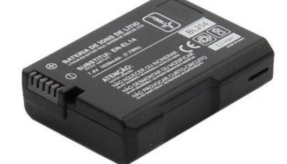 Bateria Recarregável Nikon EN-EL14