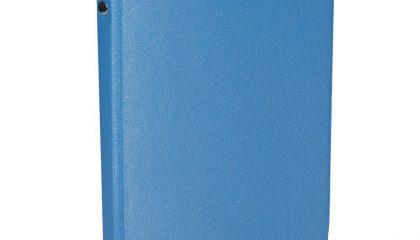 Álbum 15X21 Cetim Azul para 40 Fotos