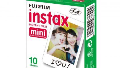 Filme Instax Mini – 10 Fotos