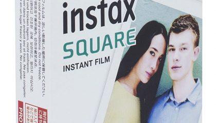 Filme Instax Square – 10 Fotos