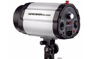 Flash para Studio Fotográfico 250DI 110V