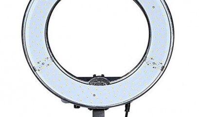 Iluminador Ring LED Light Diâmetro 45CM