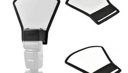 Rebatedor Flexível multiuso Para Speedlite